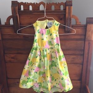 Lilly Pulitzer  4T, Perfect spring/summer dress